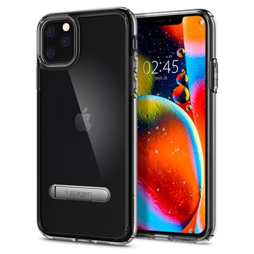 Spigen Ultra Hybrid S, clear - iPhone 11 Pro Max