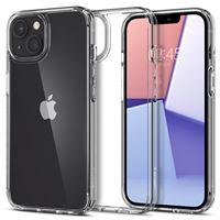 Spigen Crystal Hybrid, crystal clear - iPhone 13