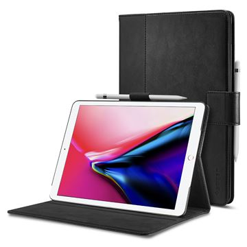 Spigen Stand Folio, black - iPad Air/Pro 10.5