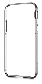 Spigen Neo Hybrid EX Frame, chrome gray - iPhone X