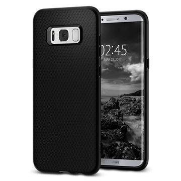 Spigen Liquid Air, black - Galaxy S8