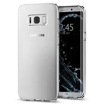 Spigen Liquid Crystal, clear - Galaxy S8