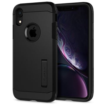 Spigen Tough Armor XP, black - iPhone XR