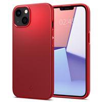 Spigen Thin Fit, red - iPhone 13