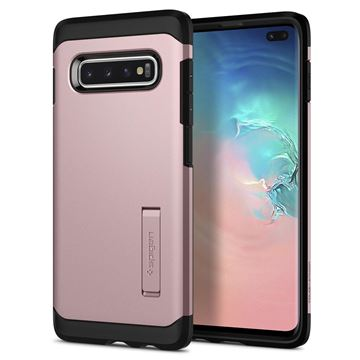 Spigen Tough Armor, rose gold - Galaxy S10+