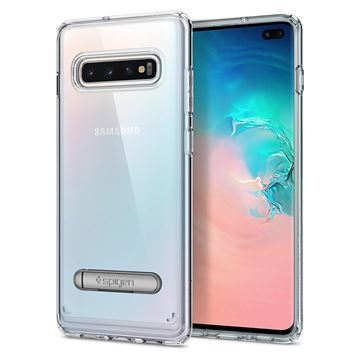 Spigen Ultra Hybrid S, clear - Galaxy S10+