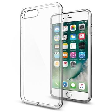 Spigen Liquid Crystal, clear - iPhone 8+/7+