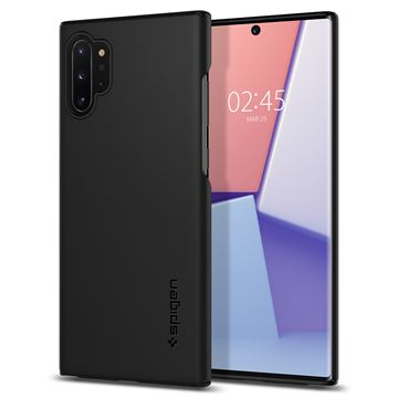 Spigen Thin Fit, black - Galaxy Note10+