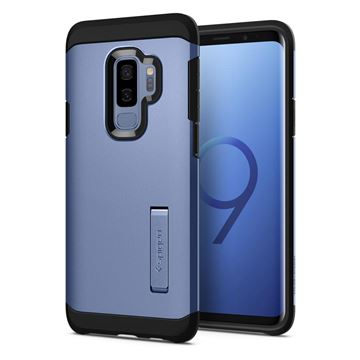 Spigen Tough Armor, coral blue - Galaxy S9+