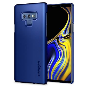 Spigen Thin Fit, ocean blue - Galaxy Note9