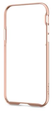 Spigen Neo Hybrid EX Frame, blush gold - iPhone X