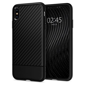 Spigen Core Armor, black - iPhone XS Max