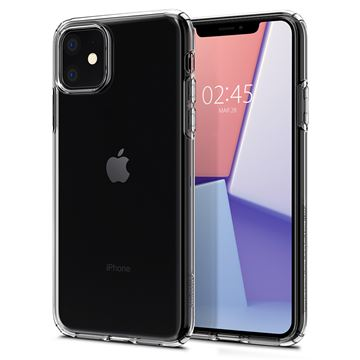 Spigen Liquid Crystal, clear - iPhone 11