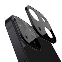 Spigen tR Optik, black 2 Pack - iPhone 13/mini