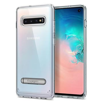 Spigen Ultra Hybrid S, clear - Galaxy S10