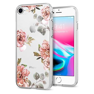 Spigen Liquid Crystal Aquarelle, rose - iPhone 8/7
