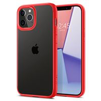 Spigen Ultra Hybrid, red - iPhone 12/Pro