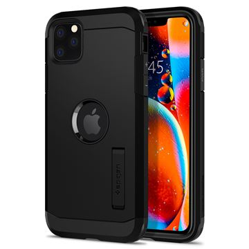 Spigen Tough Armor, black - iPhone 11 Pro