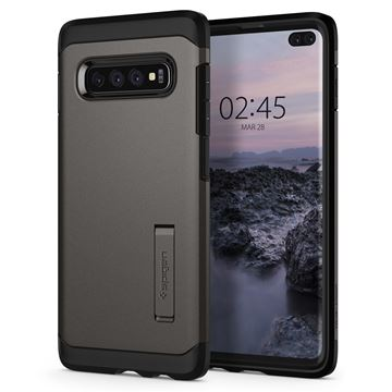 Spigen Tough Armor, gunmetal - Galaxy S10+
