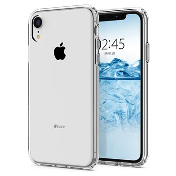 Spigen Liquid Crystal, clear - iPhone XR