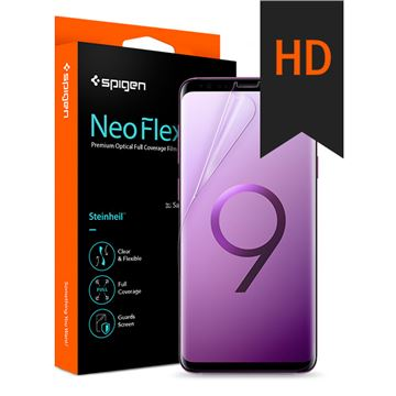 Spigen Film Neo Flex HD(case friendly) - Galaxy S9