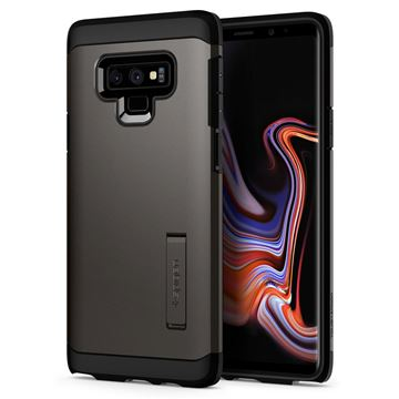 Spigen Tough Armor, gunmetal - Galaxy Note 9