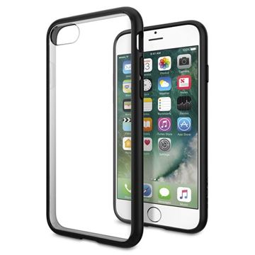 Spigen Ultra Hybrid, black - iPhone 7