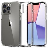 Spigen Crystal Hybrid, clear - iPhone 13 Pro Max