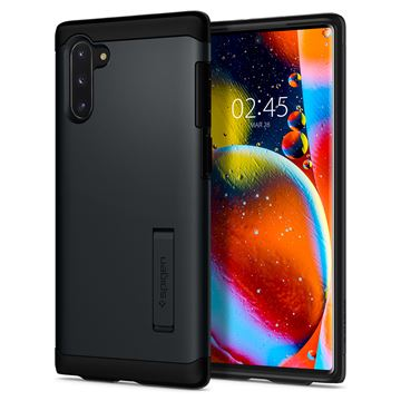 Spigen Slim Armor, slate - Galaxy Note10