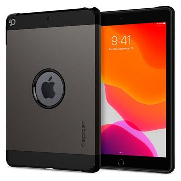 "Spigen Tough Armor, gunmetal - iPad 10.2"" 19/20"