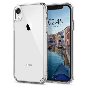 Spigen Ultra Hybrid, crystal clear - iPhone XR