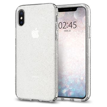 Spigen Liquid Crystal Glitter, crystal-iPhone XS/X