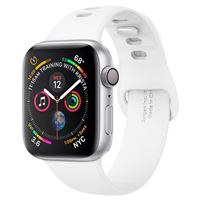 Spigen Air Fit, white - Apple Watch 40/38 mm