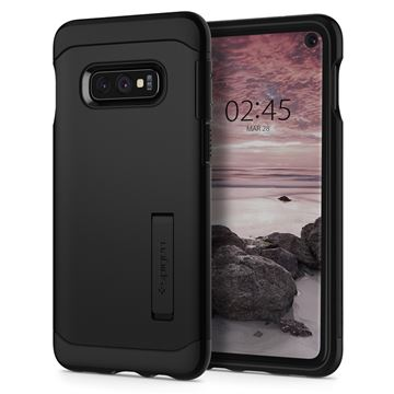 Spigen Slim Armor, black - Galaxy S10e