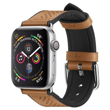 Spigen Retro Fit, brown - Apple Watch 44/42 mm
