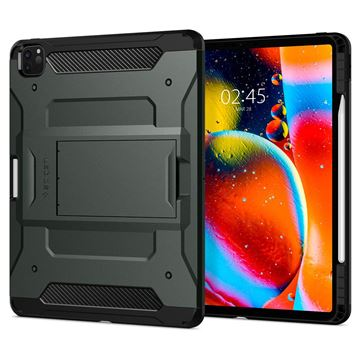 Spigen Tough Armor, green - iPad Pro 12.9
