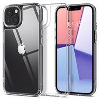 Spigen Quartz Hybrid, crystal clear - iPhone 13