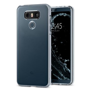 Spigen Liquid Crystal, clear - LG G6