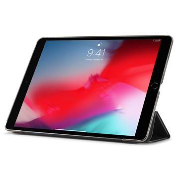 Spigen Smart Fold Case, black - iPad Air 10.5