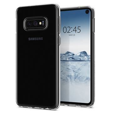 Spigen Liquid Crystal, clear - Galaxy S10e