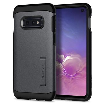 Spigen Tough Armor, gray - Galaxy S10e