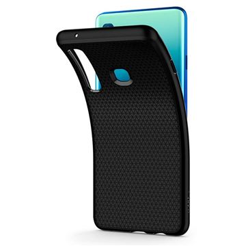 Spigen Liquid Air, black - Galaxy A9 2018