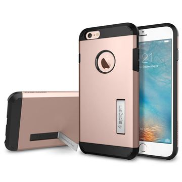 Spigen Tough Armor, rose gold - iPhone 6+/6s+