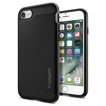 Spigen Neo Hybrid, gunmetal - iPhone 7