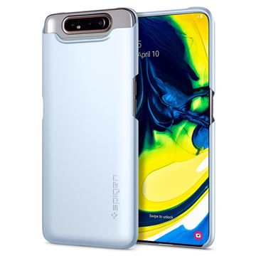 Spigen Thin Fit, white - Galaxy A80