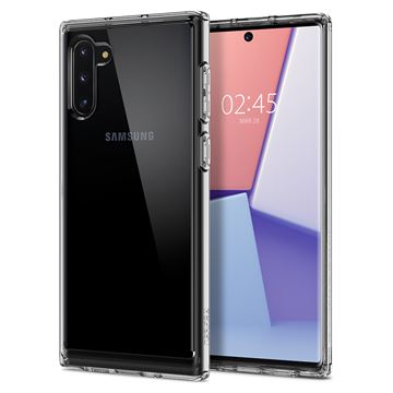 Spigen Crystal Hybrid, clear - Galaxy Note10