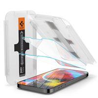 Spigen tR EZ Fit, t.s.o. 2 Pack - iPhone 13/13 Pro