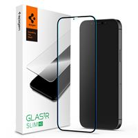 Spigen Glass FC Black HD, 1P - iPhone 12/Pro