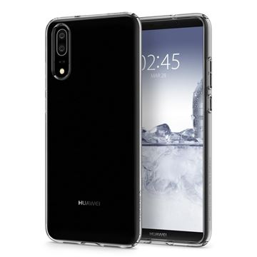 Spigen Liquid Crystal, clear - Huawei P20