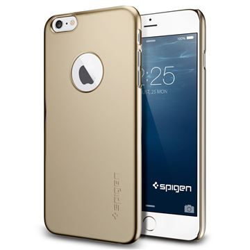 Spigen Thin Fit A, champagne gold  - iPhone 6+/6s+